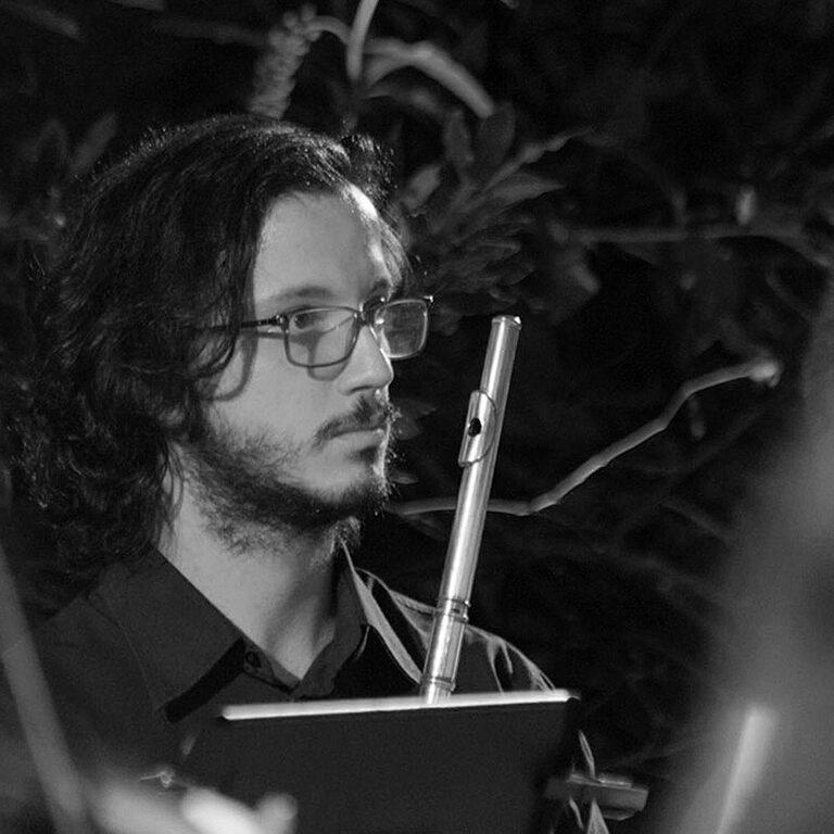Dario Cei, insegnante di flauto traverso Cascina