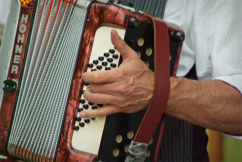 Corso di Fisarmonica a Cascina