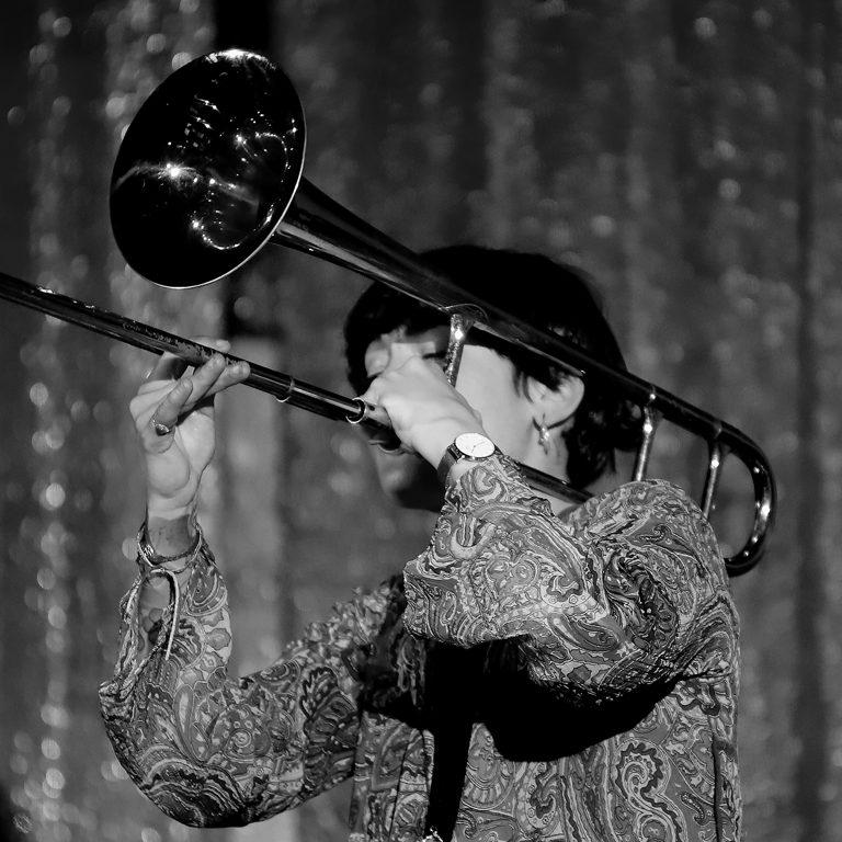 Chiara Lazzerini insegnate di tromba Cascina