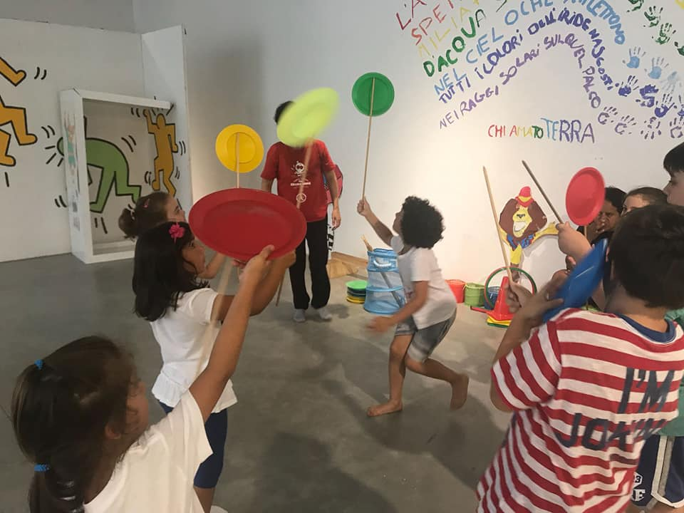 Laboratoirio Piccolo Circo Cascina