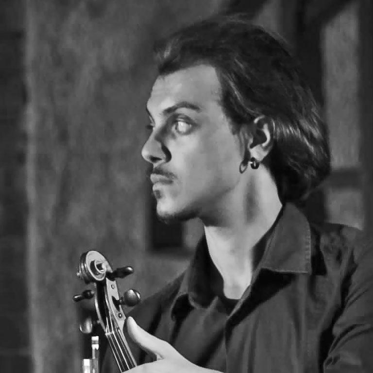Lorenzo Petrizzo - Insegnante di violino Cascina