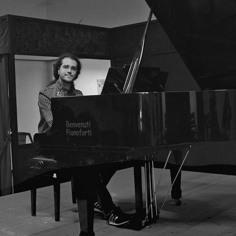 Lorenzo Raffaele Insegnante pianofrote Cascina