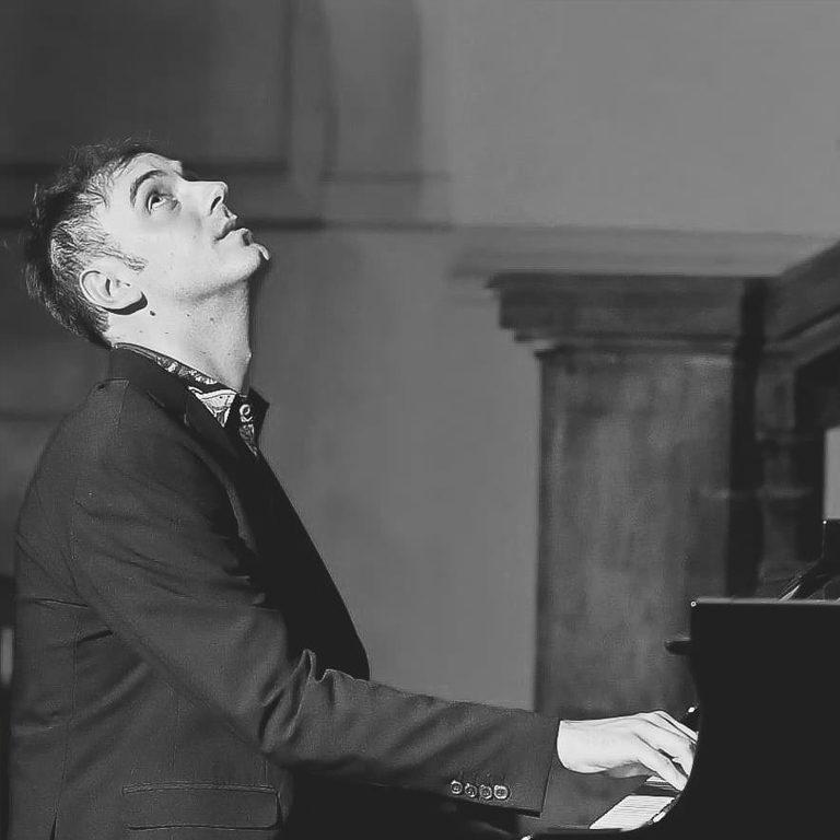 Giulio Fagiolini - Insegnante Pianoforte cascina
